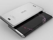 Dế sắp ra lò - Sony Zeus màn hình cong siêu đẹp dọa nạt iPhone 8