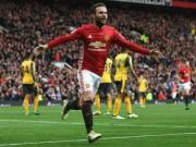 MU: Mata vượt Hazard, Silva xuất sắc nhất NHA