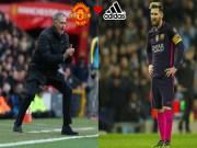 """Bóng đá - Sốc: MU mua Messi 100 triệu, muốn """"hàng thải"""" Arsenal"""
