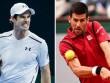Murray – Djokovic: Giật cúp ấn tượng (CK ATP Finals)