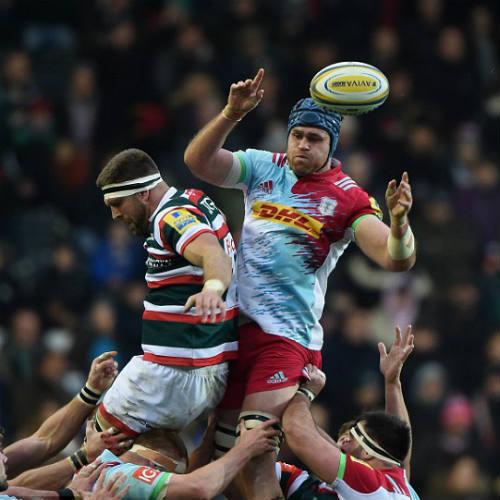 """Liều mình: Sao rugby gãy ngón tay vẫn """"đòi"""" thi đấu - 1"""