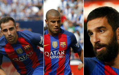 Barca: Buồn, vui cũng bởi Messi-Suarez-Neymar - 2
