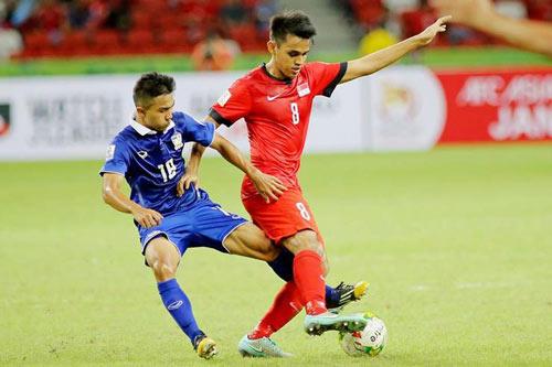 """Thái Lan – Singapore: Vượt """"xe bus"""" vào bán kết (Bảng A, AFF Cup) - 1"""