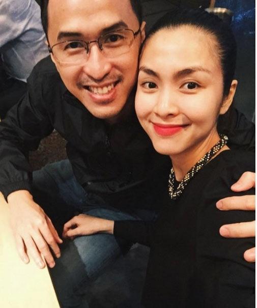 Cuộc sống quá khác biệt của Hà Tăng và em chồng - 1