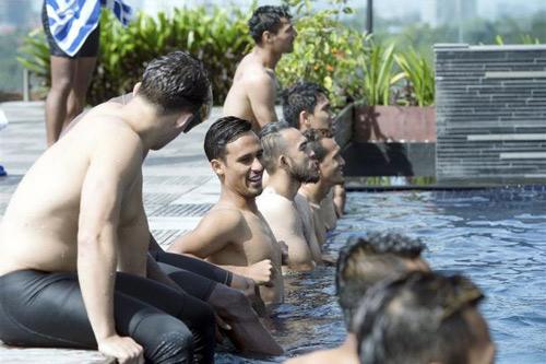 """AFF Cup: Malaysia quyết hạ Việt Nam, """"cay cú"""" trọng tài - 1"""