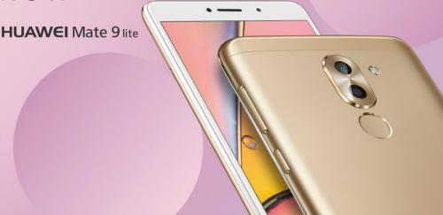 Ra mắt Huawei Mate 9 Lite màn hình FHD, camera sau kép - 1