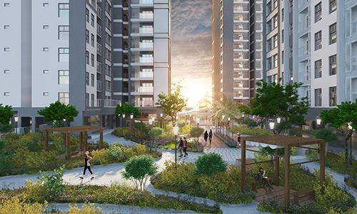 420 triệu sở hữu căn hộ thuộc tháp đẹp nhất Xi Grand Court - 2