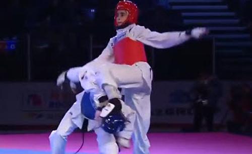 Kỷ lục Taekwondo: Ghi 73 điểm không dính đòn nào - 1