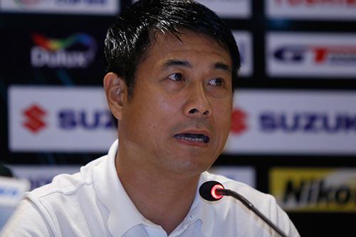 HLV Hữu Thắng hết lời ca ngợi Malaysia trước chung kết sớm - 1