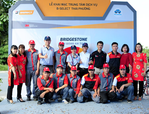Bridgestone Việt Nam - Thách thức của người dẫn đầu - 1