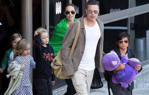 Mẹ đẻ người Việt đòi Brad Pitt và Angelina Jolie trả lại Pax Thiên - 1