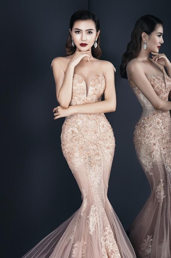 Ngọc Duyên lên đường dự show nội y Victoria's Secret - 3