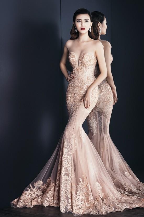 Ngọc Duyên lên đường dự show nội y Victoria's Secret - 4