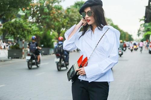 Mặc nắng gắt, mẫu Việt vẫn khoác áo len ngột ngạt - 7