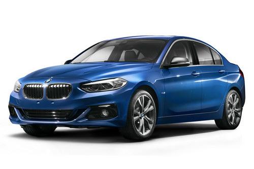 BMW 1-Series Sedan hoàn toàn mới lần đầu ra mắt - 1