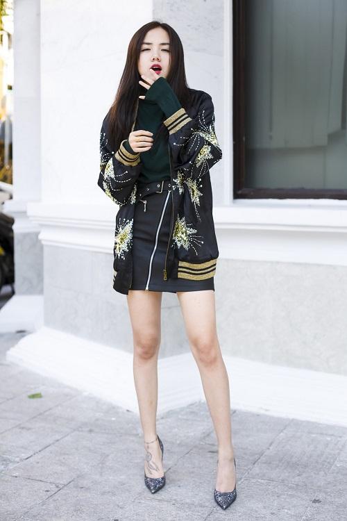Điều ít biết về em gái xinh như mộng của ca sỹ Phương Linh - 3