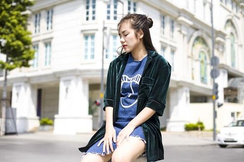 Điều ít biết về em gái xinh như mộng của ca sỹ Phương Linh - 5