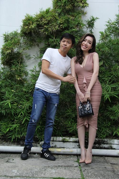 Elly Trần gợi cảm trong ngày công bố phim mới - 3