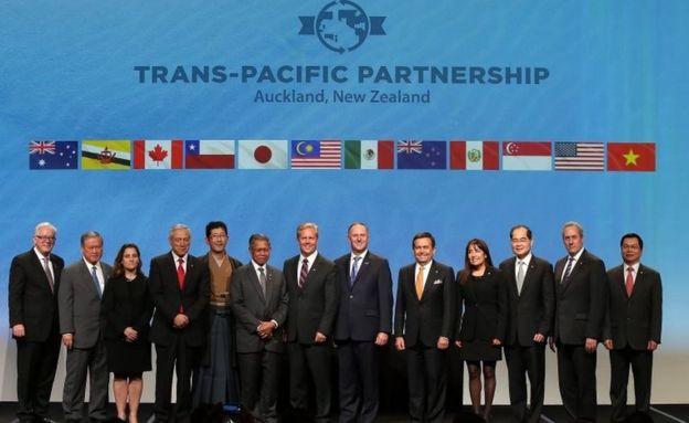 Quốc gia được lợi nhiều nhất khi Trump rút Mỹ khỏi TPP - 2
