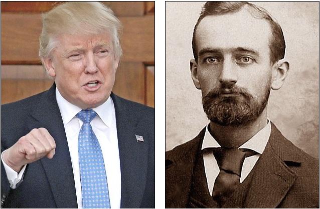 Nguyên nhân gia đình Trump phải rời Đức sang Mỹ sinh sống - 1