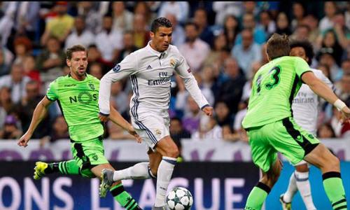 Chi tiết Sporting Lisbon - Real Madrid: Benzema tỏa sáng (KT) - 8