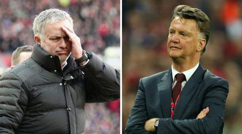 MU: Đá dự bị, Blind vẫn khen Mourinho giống Van Gaal - 1