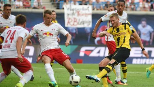 """RB Leipzig: """"Cổ tích"""" kiểu Leicester ở Bundesliga - 1"""