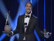 Bóng đá - 11 lần đoạt Quả bóng vàng, Ibrahimovic được dựng tượng