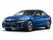 Tư vấn - BMW 1-Series Sedan hoàn toàn mới lần đầu ra mắt