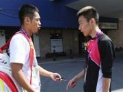 """Thể thao - Siêu sao Lin Dan nghi cặp nữ sinh viên, Lee Chong Wei dạy """"đàn em"""""""