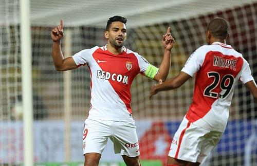 Ghi bàn đỉnh nhất châu Âu: Real, Barca thua xa Monaco - 1