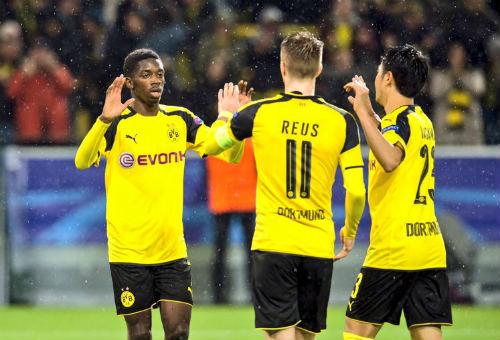 """Dortmund - Legia: Điên rồ """"đại tiệc"""" 12 bàn thắng - 1"""