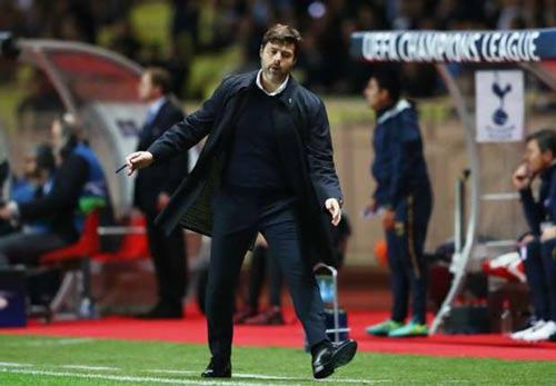 Monaco – Tottenham: Hiệp 2 kịch tính - 1