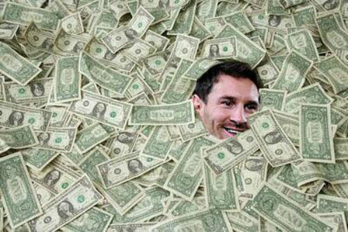 "MU mua Messi 100 triệu euro: Sự ""xúc phạm"" với Barca? - 1"