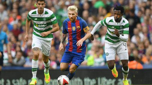 Celtic – Barcelona: Messi, Suarez, Neymar tái xuất - 1