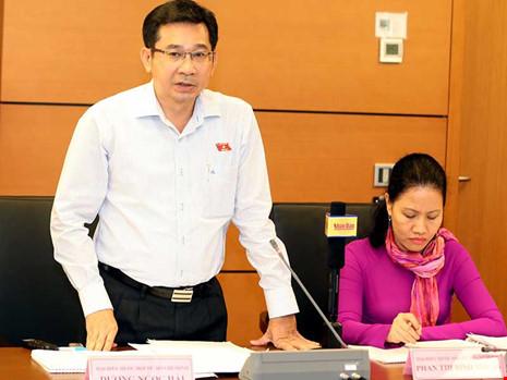 Viện trưởng VKS TP.HCM nói về vụ đi tè bị quy tội cướp - 1