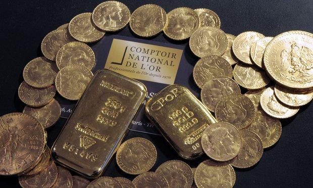 Pháp: Ngỡ ngàng phát hiện 1 tạ vàng trong nhà thừa kế - 1