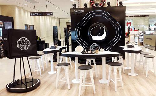 Ra mắt phấn nước thông minh Cushion đầu tiên của Shiseido - 2