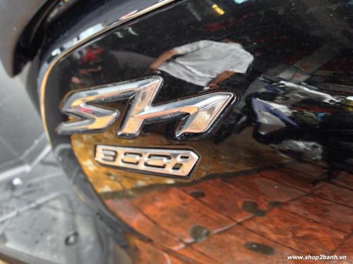 Soi Honda SH300i độ siêu khủng xuất hiện tại Hà Nội - 5