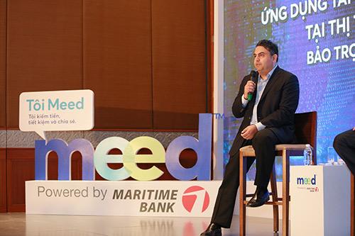 Ra mắt ứng dụng tài chính thông minh MEED tại Việt Nam. - 1