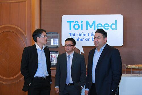 Ra mắt ứng dụng tài chính thông minh MEED tại Việt Nam. - 3