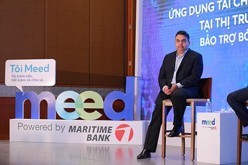 Ra mắt ứng dụng tài chính thông minh MEED tại Việt Nam. - 4