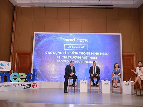 Ra mắt ứng dụng tài chính thông minh MEED tại Việt Nam. - 5