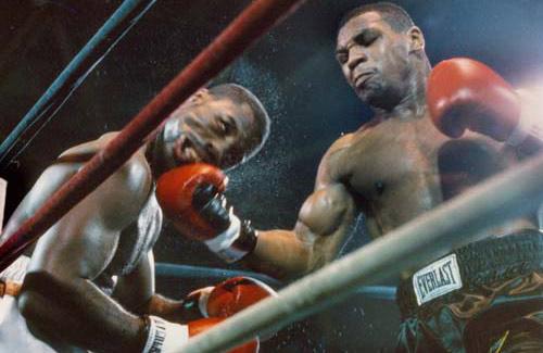 Thiên hạ vô địch: Mike Tyson & cú knock-out 30 giây - 1