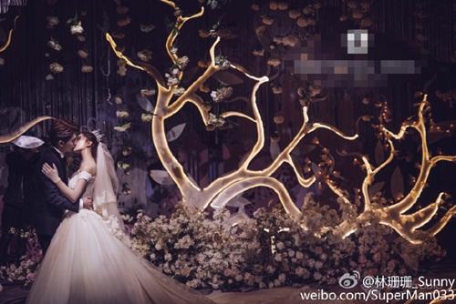 Hơn 30 triệu người xem đám cưới siêu sang của hot girl TQ - 6