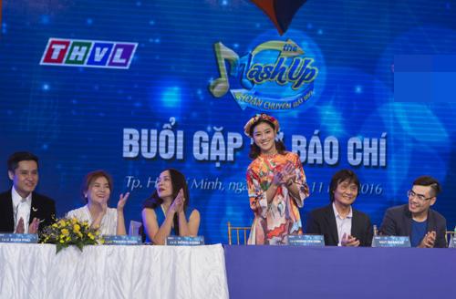 """Hoàng Yến Chibi """"hoán chuyển bất ngờ"""" cùng NSƯT Quang Lý - 4"""