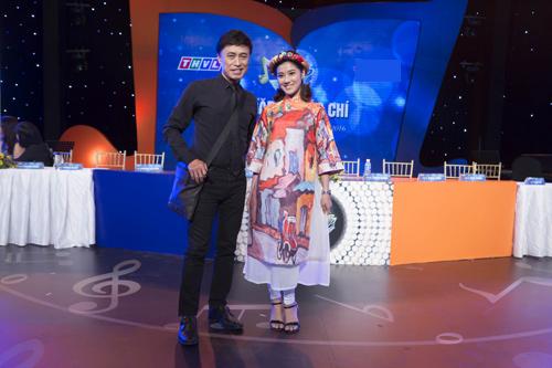"""Hoàng Yến Chibi """"hoán chuyển bất ngờ"""" cùng NSƯT Quang Lý - 5"""