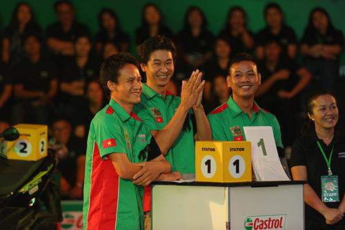 Thợ máy Việt giành giải cao ngay lần đầu tham dự đấu trường quốc tế - 1