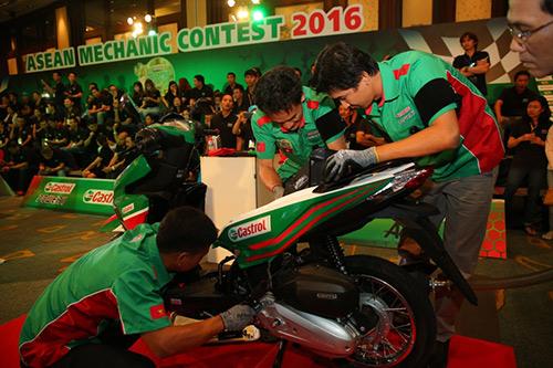Thợ máy Việt giành giải cao ngay lần đầu tham dự đấu trường quốc tế - 2