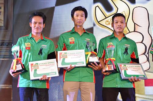 Thợ máy Việt giành giải cao ngay lần đầu tham dự đấu trường quốc tế - 4